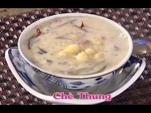 Che Thung Xuan Hong Youtube Cooking Vietnamese Dessert