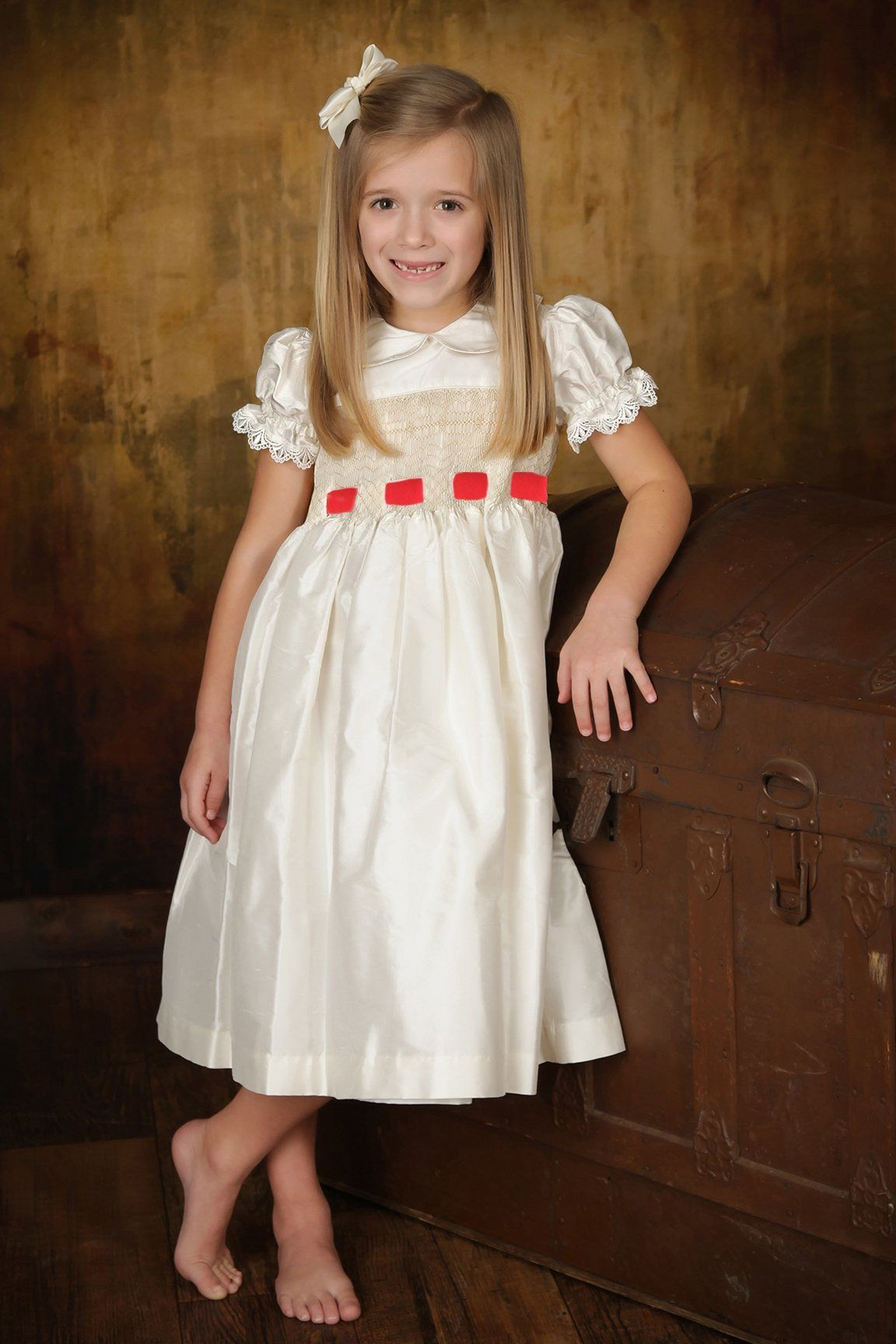 e9cbb04e Strasburg Children™ Heirloom Dresses for Little Girl Special Occasions.  Marybella - Formal Christmas Dress