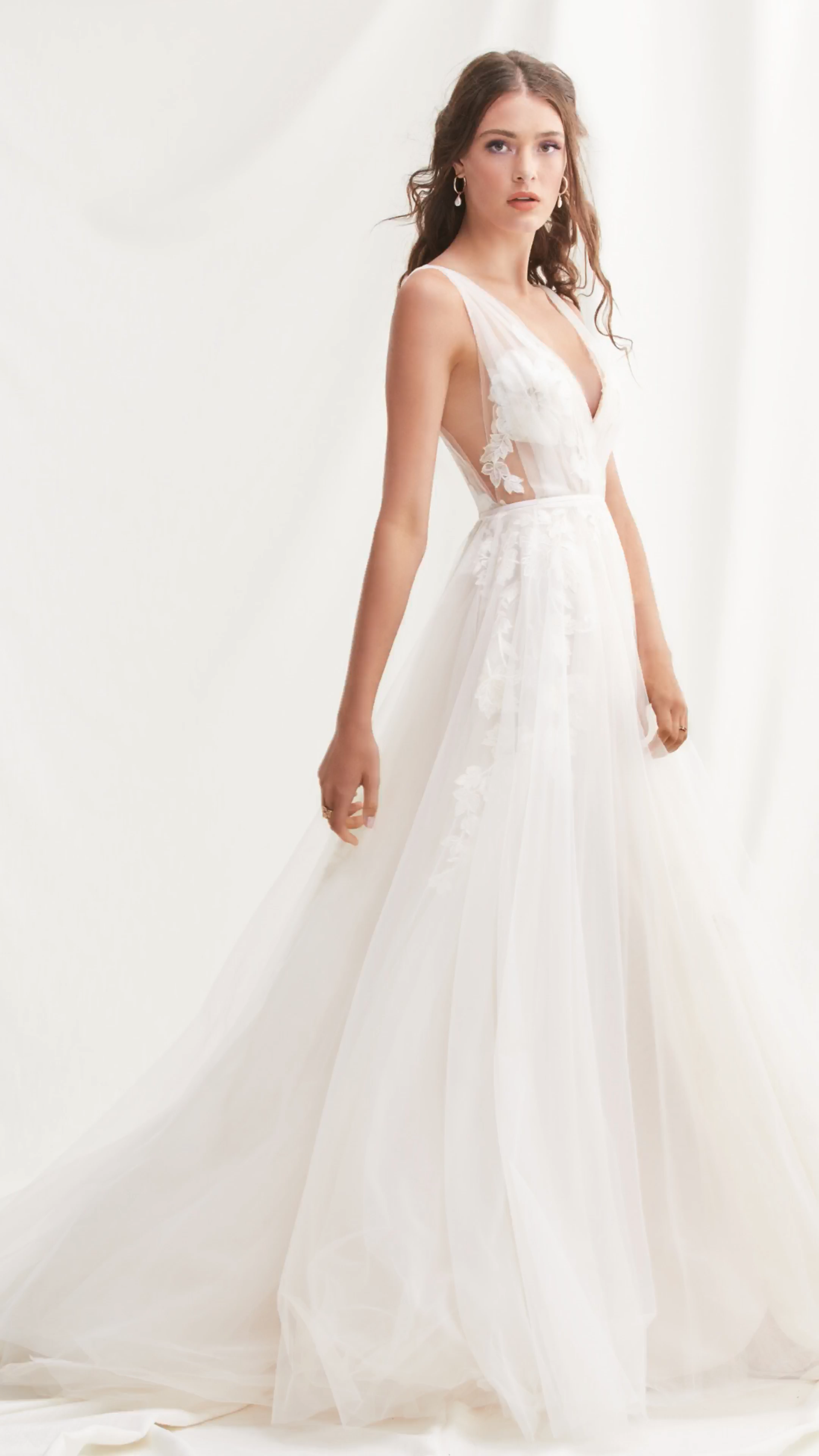Romantique A-Line – Willowby par Watters – Audrey Bridal Fashion Cologne   – Willowby by Watters