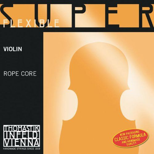 Thomastikinfeld 534 Super Flexible Violin Strings Complete Set 14 Size Rope Core For More Information Visit Image Link Violin Strings Viola Strings Violin