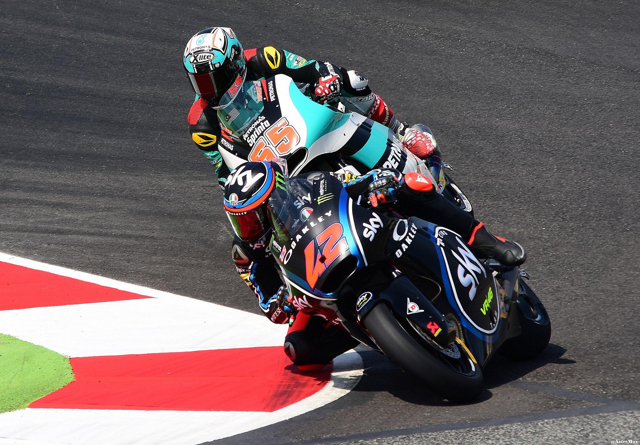 Kalex Francesco Bagnaia Ita Sky Racing Team Vr46 Racing Team Racing Vr46
