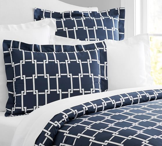 Maritime Bettwäsche maritime bettwäsche muster texturen textilien