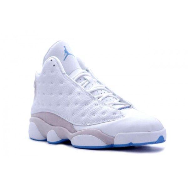 the latest 7bdf1 e4d1d Nike air Jordan 13 white | 310004 103 Nike Air Jordan 13 xiii Retro- White/Neutral  Grey