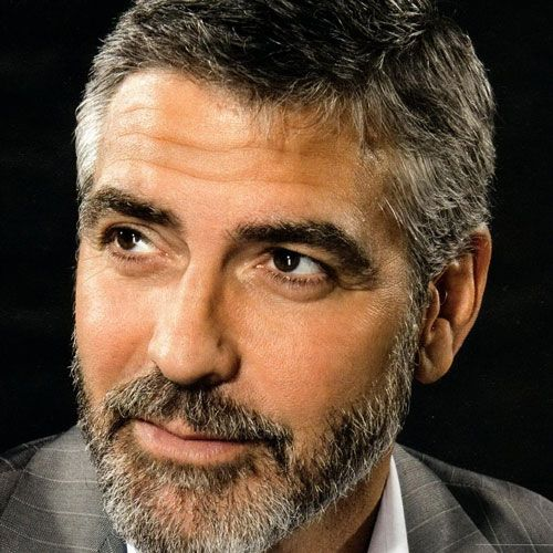 The Best George Clooney Haircuts Hairstyles 2020 Update Beard Images George Clooney Haircut Mens Hairstyles