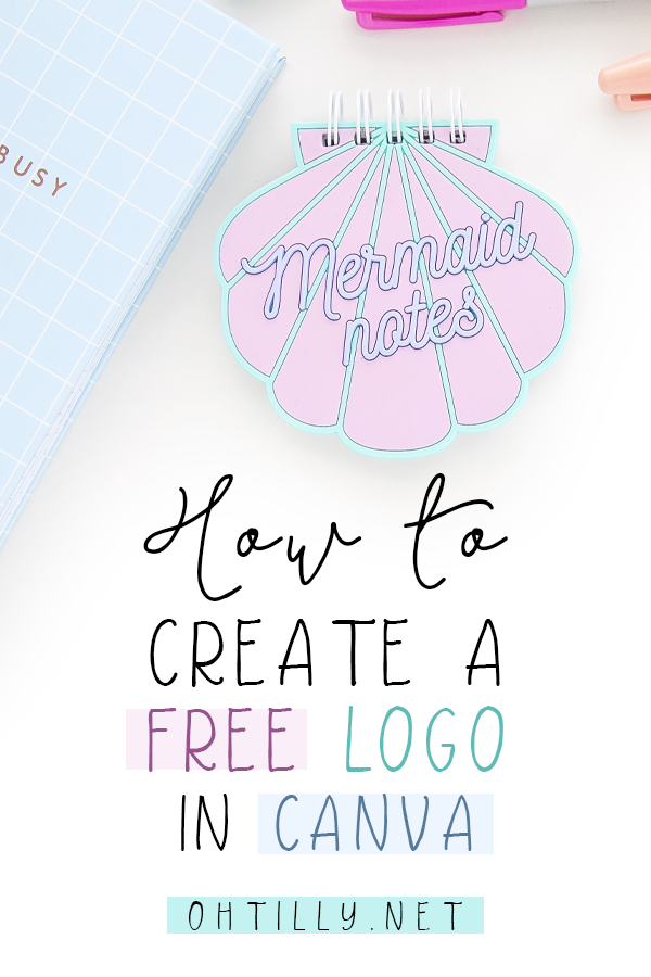 How to Create an Elegant Logo in Canva for FREE Canva