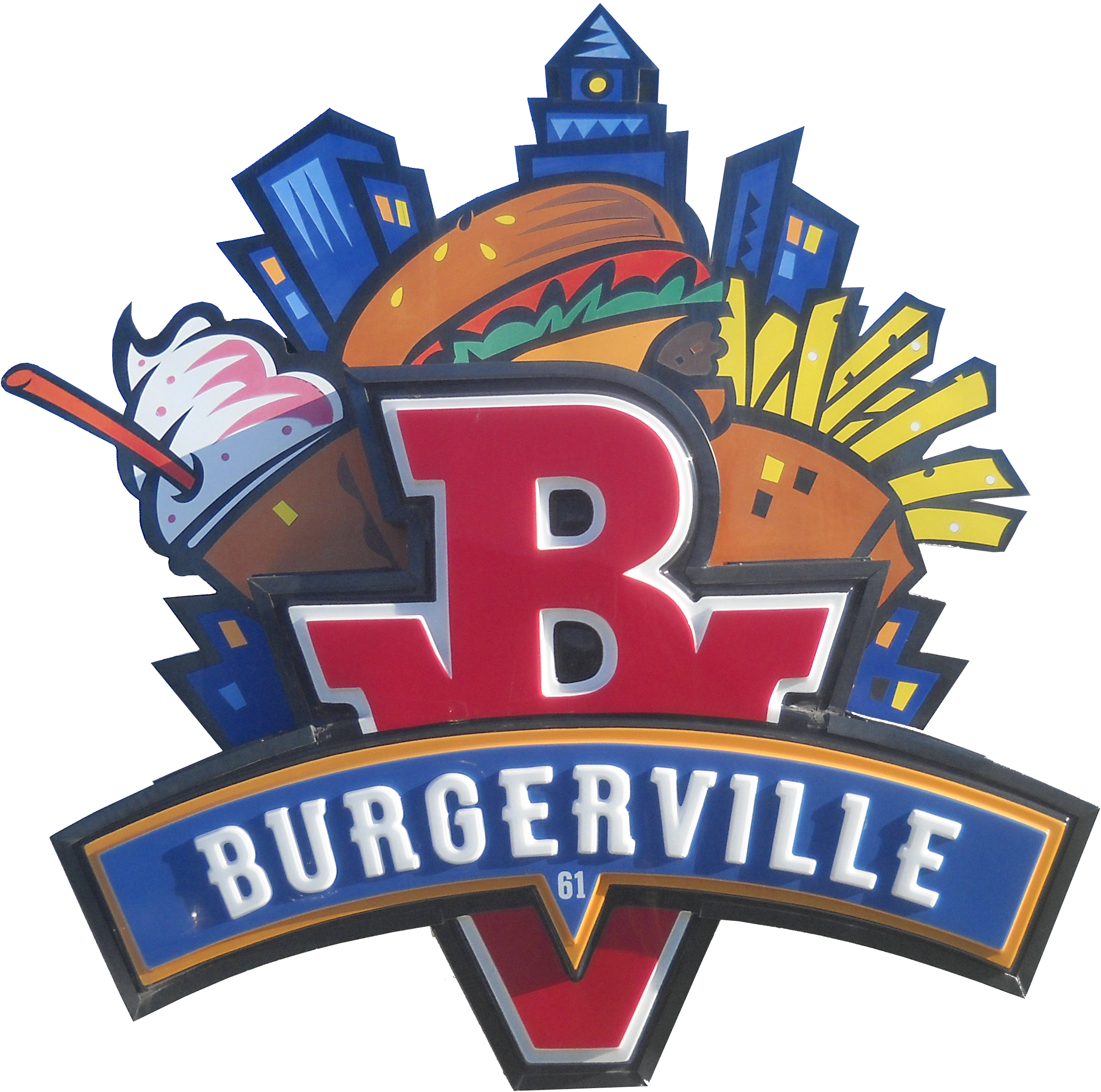 Burgerville Logo School Logos Arizona Logo Clip Art
