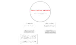 Flowers for Algernon: Structuralism by Flowers for