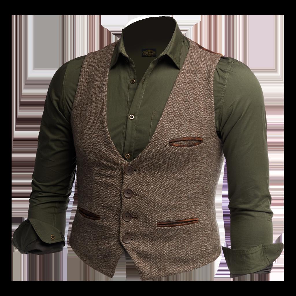 Fairfax Tweed Waistcoat | Tweed waistcoat, Waistcoat