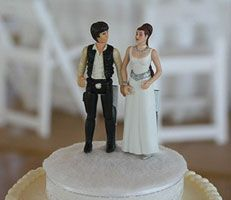 Hans solo and princess leia wedding cake topper omg please dont hans solo and princess leia wedding cake topper omg please dont show star wars junglespirit Gallery