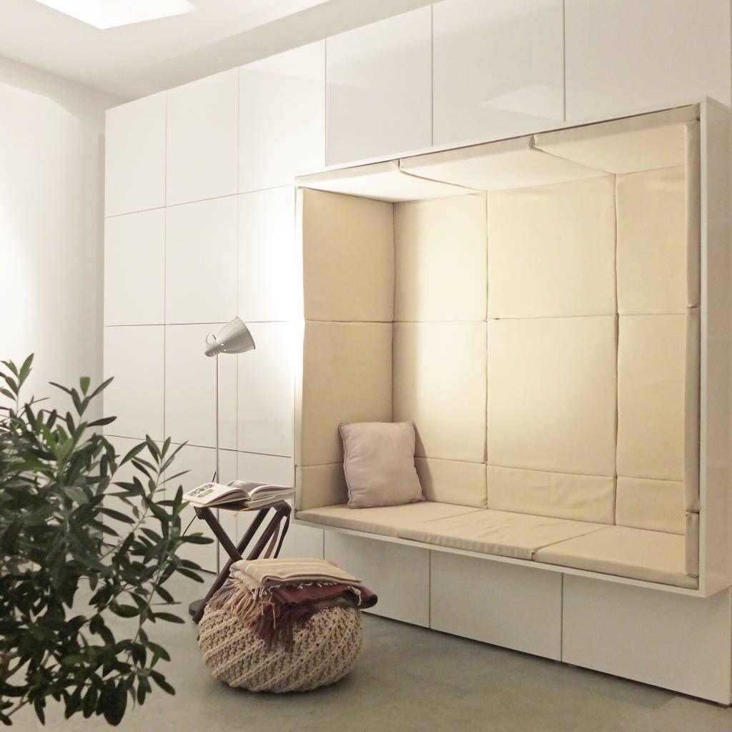 fotos de salas de estar modernas por qbus architektur, Innenarchitektur ideen