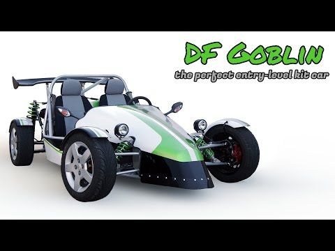 DF Goblin - Build your own mid-engine sports car - YouTube | Exocars