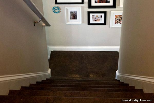 Best Cork Treads These Stair Treads Are Mdf Covered In 640 x 480
