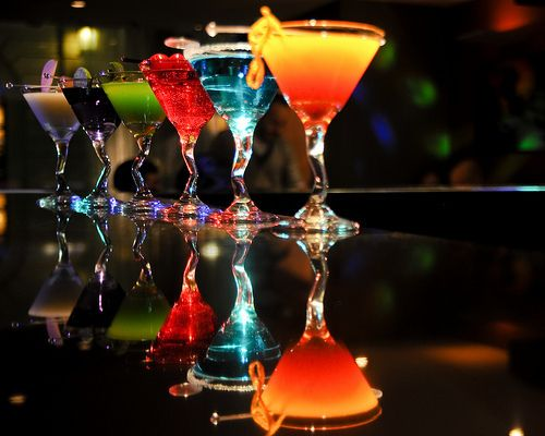 Martinis!