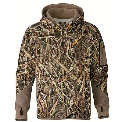 Hats and Headwear 159035: Browning Hoodie Wicked Wing Smoothbore Mossy Oak Grass Blades L 3016162503 BUY IT NOW ONLY: $98.7