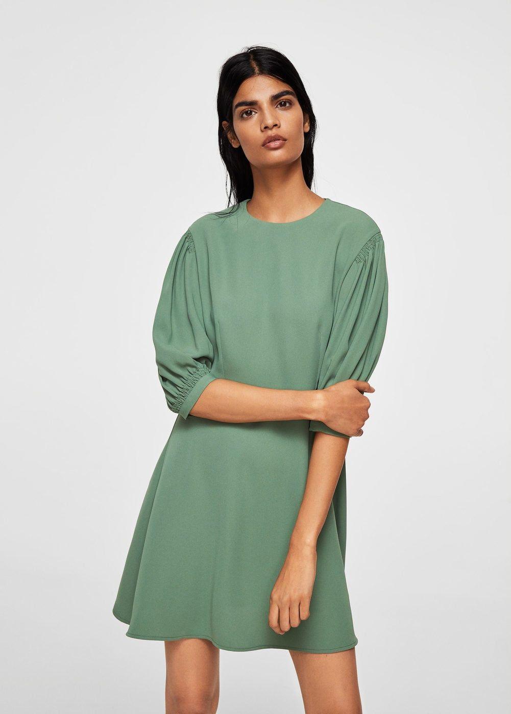 cebf42023d42 Puffed sleeves dress - Women