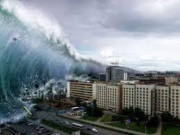 Azië kampt met veel natuurrampen. Aardbevingen met een kracht van 8.0 of hoger op de schaal van Richter zijn zeker geen uitzondering. Denk maar aan de aardbeving in Japan in 2011. Andere natuurrampen, zoals tsunami's en orkanen komen ook veel voor in Azië. Deze natuurrampen zullen in de toekomst nog vaker  voorkomen, omdat de klimaatverandering vaak de oorzaak ik van deze natuurrampen