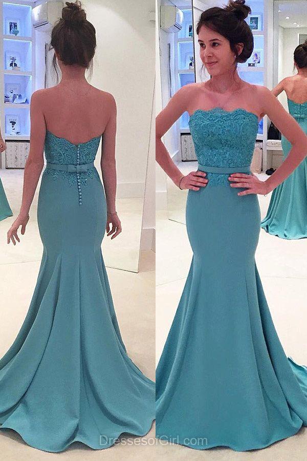 63436584cf Strapless Prom Dresses
