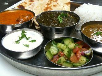 Tandoori Thali By Flavor Of India In Burbank Ca Restaurant Deliveryindian Restaurantsmenudinersrestaurant