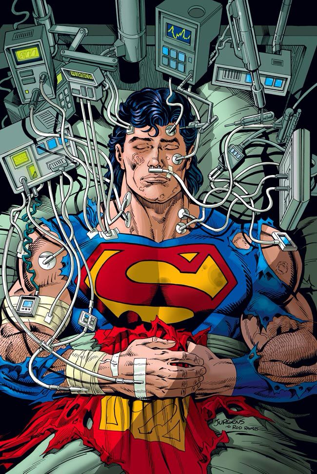 Sick beaten alone superman | Dc comics superman, Superman art, Superman  comic