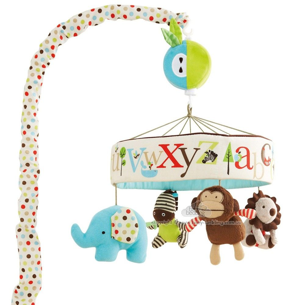 Abc Zoo livre B/éb/é Skip Hop SK-307301
