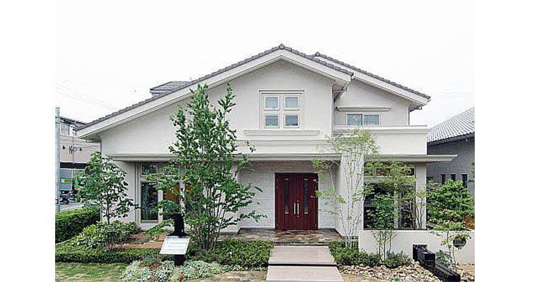 洋風のたたずまいの家 一戸建て木造注文住宅の住友林業 ハウス