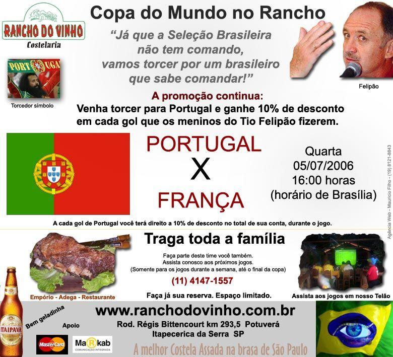 Esporte Futebol Copa 2006 Quadro Portugal X Franca Portugal X Copa 2006 Esportes Futebol