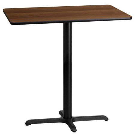 Flash Furniture 24 Inch X 42 Rectangular Laminate Table Top With 22 30