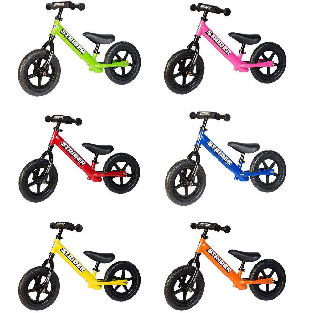 STRIDER™ Classic NoPedal Balance Bike Balance bike