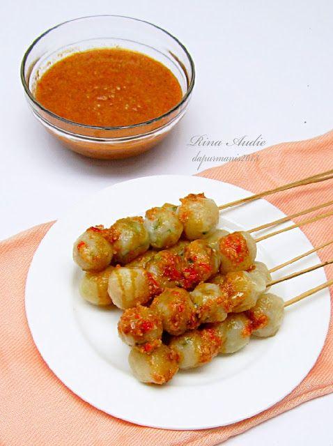 D A P U R M A N I S Cilok Resep Masakan Indonesia Resep Masakan Sehat Resep Masakan
