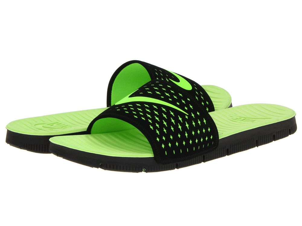 Nike Sandals Celso Gel Sz11 Motion Free Slide Comfortable Nwt Sport 4AR5Lj