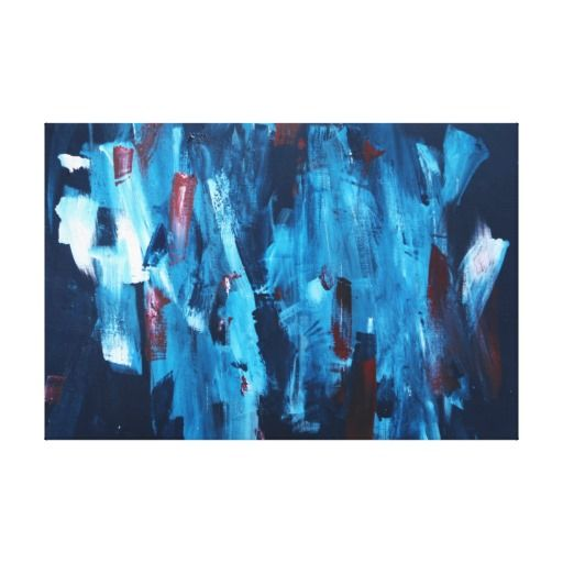 """Abstract Painting 51 """"Bliss"""