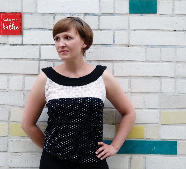 Nähte von Käthe: Fotoshooting mit Hindernissen...