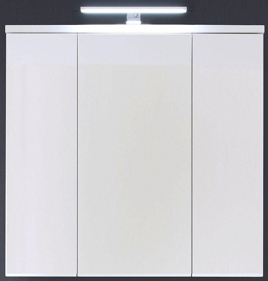 Welltime Spiegelschrank »Adamo« mit LED-Beleuchtung Jetzt ... | {Spiegelschränke bad 69}