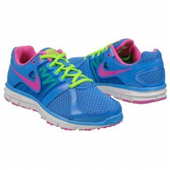 0633c65fef67 ... Athletics Nike Womens LUNAR FOREVER 2 Blue Lime Prple  FamousFootwear.com ...