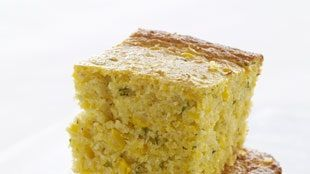 Fresh Corn and Basil Cornbread Recipe | Bon Appetit in ...