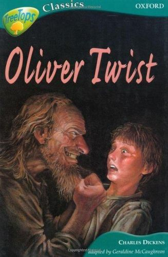 MCCAUGHREAN, GERALDINE.  Oliver Twist / Geraldine McCaughrean ; (whith a little help from Charles Dickens). -- Oxford : Oxford University Press, 2006. -- (Treetops classics. Stage16 pack B) Edición adaptada en inglés 	 (ING J-N MCC oli)