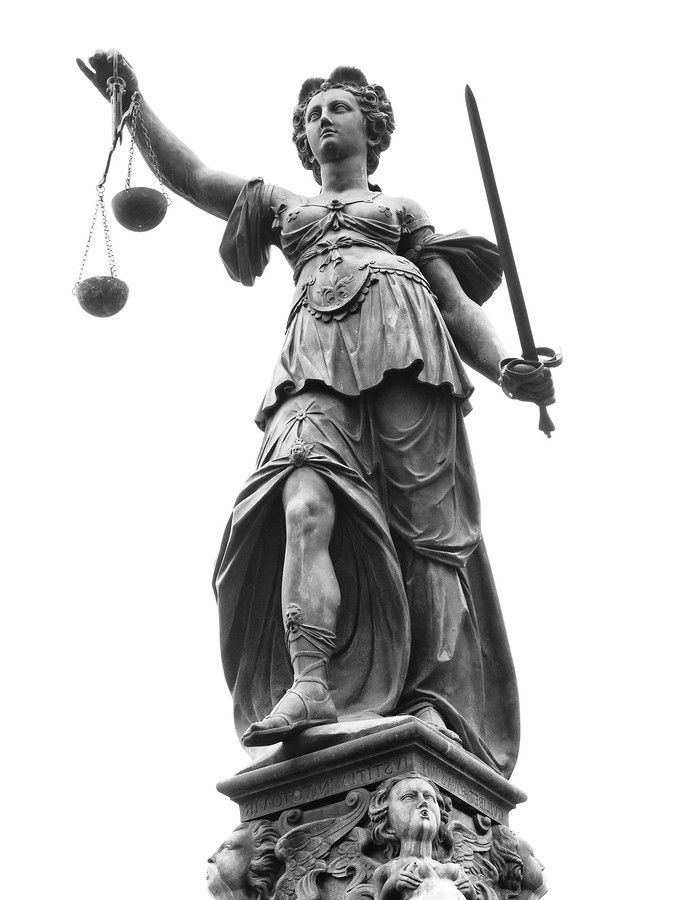 Lady Justice Lady Justice Statue Statue