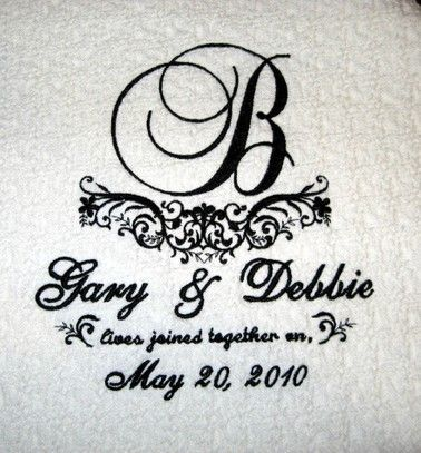 Personalized Wedding Throw Blanket Formal By Ladylinenco On Etsy Delectable Personalized Wedding Throw Blanket