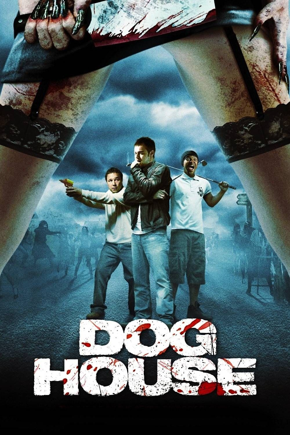 Click Image To Watch Doghouse 2009 Dog Houses Good Movies