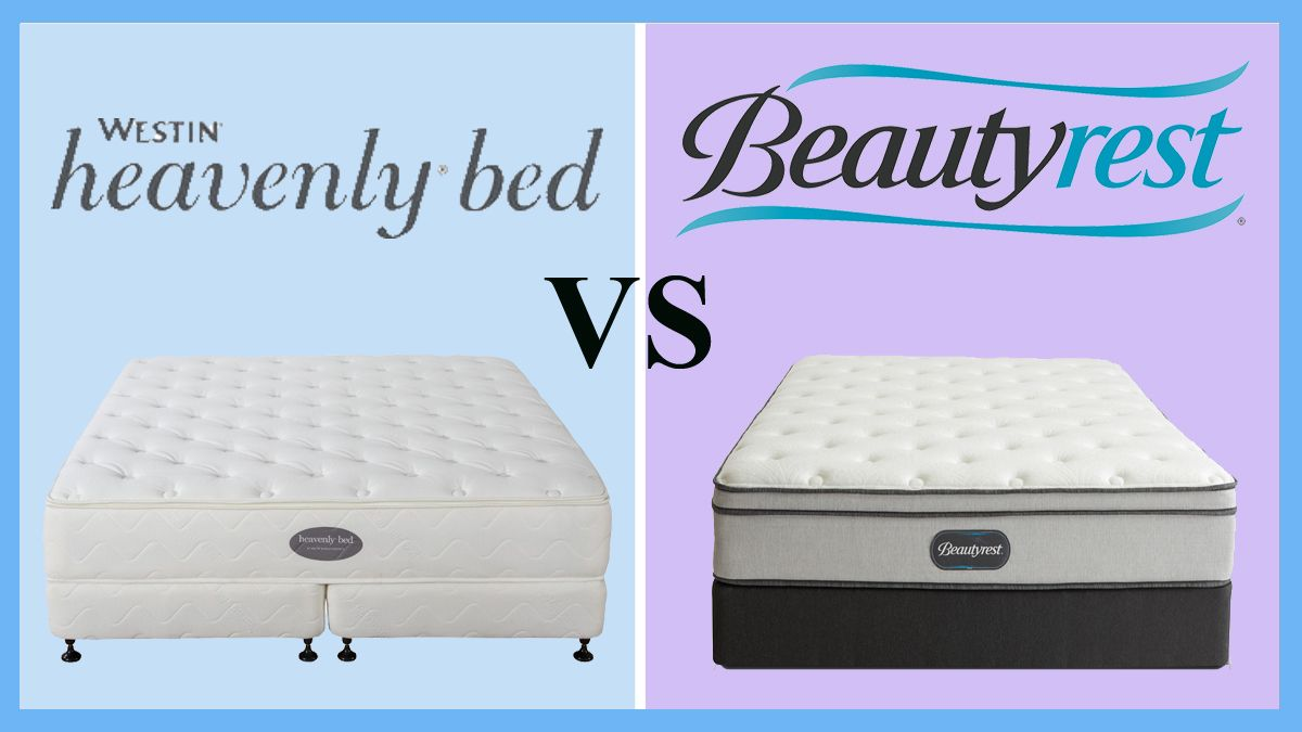 Westin Heavenly Bed Vs Simmons Beautyrest Simmons Beautyrest