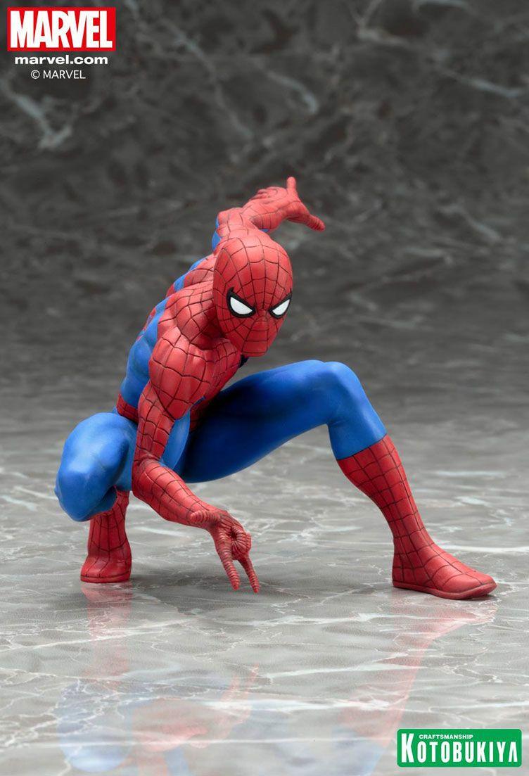 kotobukiya-amazing-spiderman-artfx-statue-1