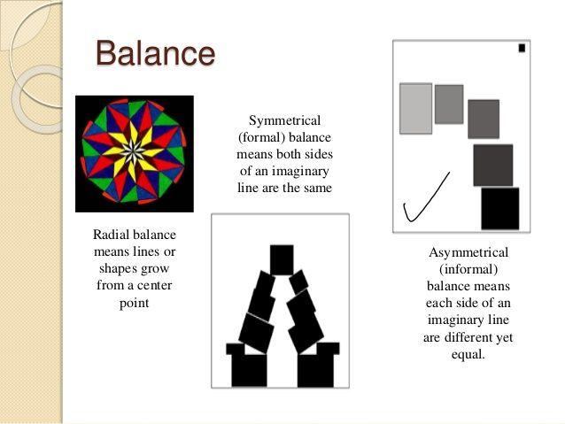 Principle Of Design Balance Definition Balance Radial Balance Means