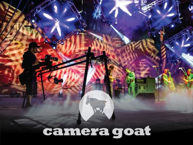 The Camera Goat by Jeffery Garland — Kickstarter.  The Camera Goat has all-terrain capabilities and is designed for filmmakers who need dynamic dolly shots on a budget.