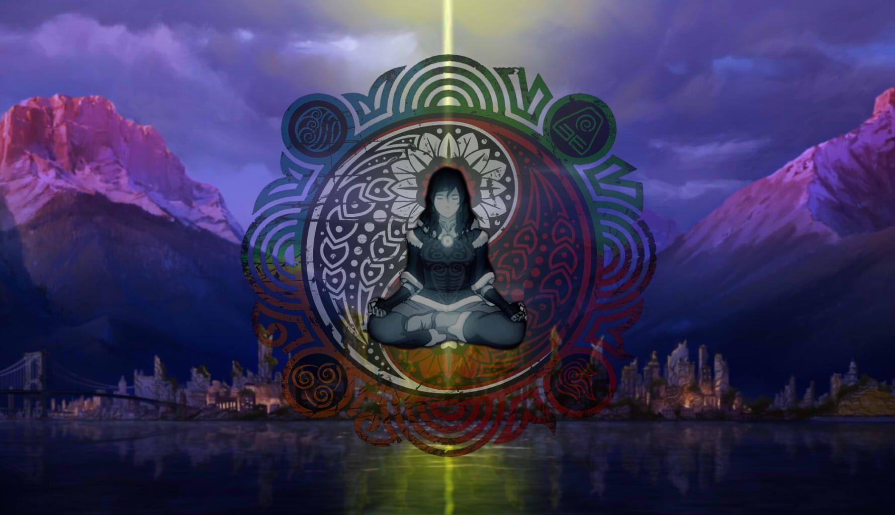 Avatar Korra Legend Of Korra Korra Cool Art