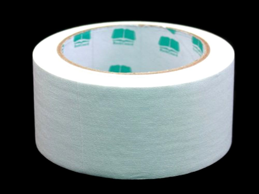 White Binding Tape Fabric Repair Tape Book Binding Tape Vinyl Repair Tape 2 Inch Bookguard Repair Tape Vinyl Repair Book Binding
