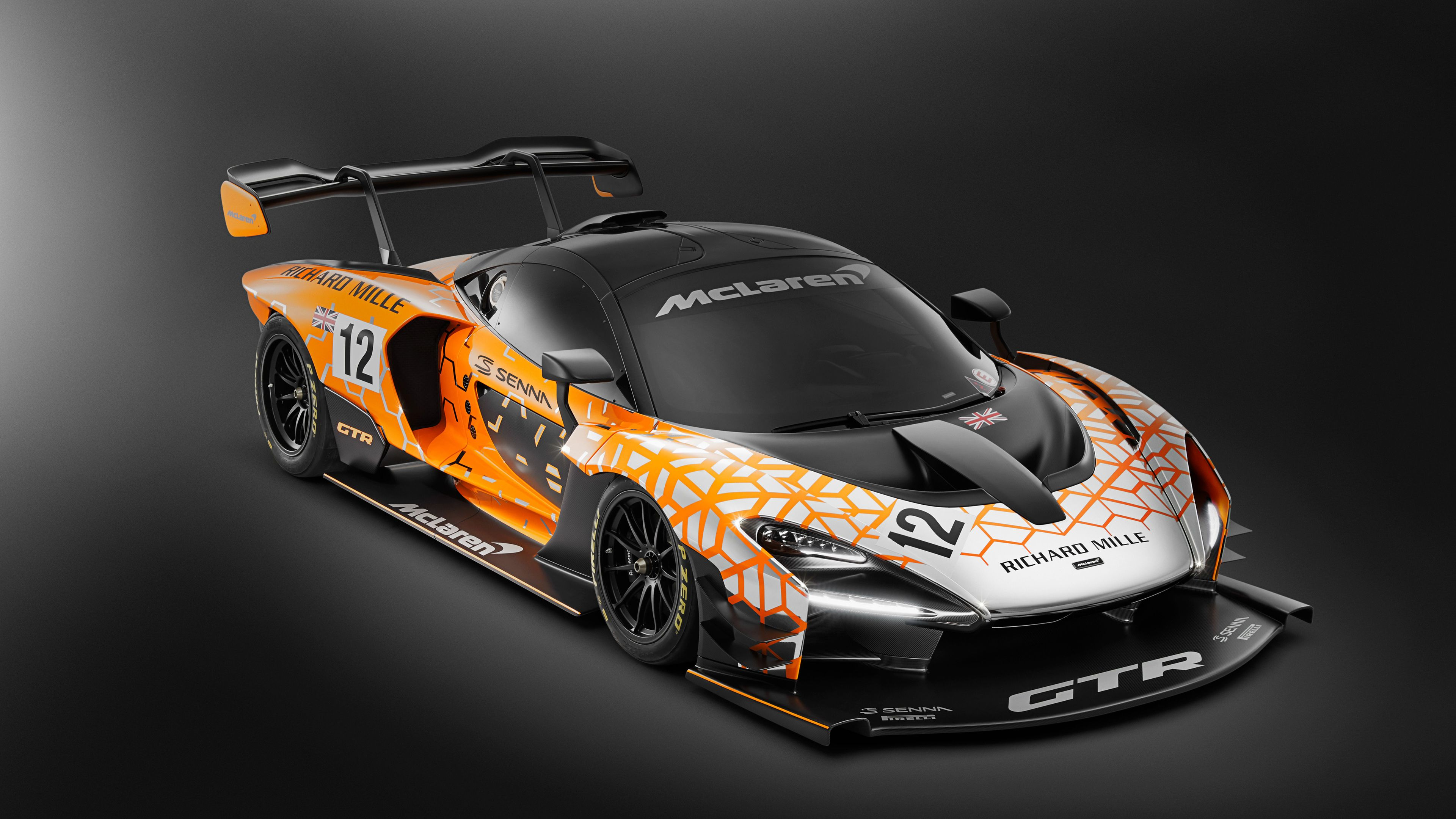 Mclaren Senna Gtr Concept 4k Mclaren Wallpapers Mclaren Senna Wallpapers Hd Wallpapers Concept Cars Wallpapers Cars W Super Cars Mclaren Sports Cars Luxury