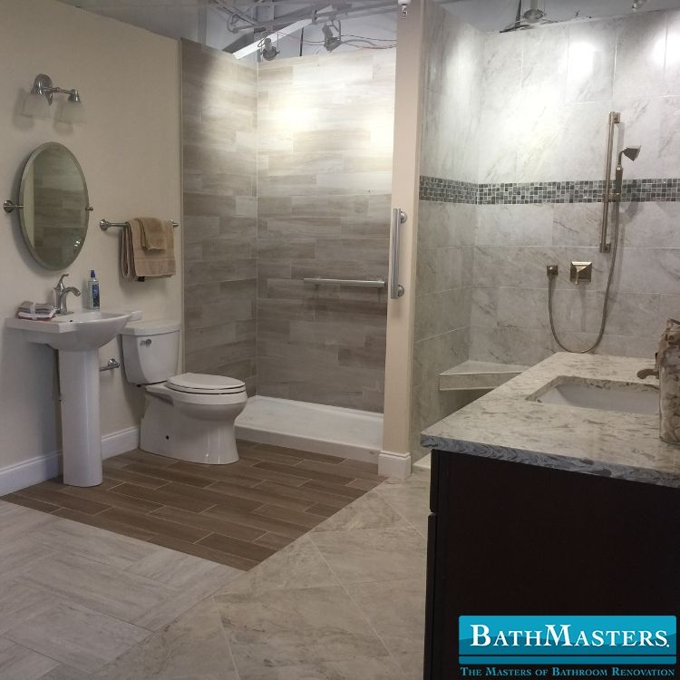 Looking For Ideas For Your Upcoming Bathroom Renovation We'd Love Beauteous Bathroom Remodeling Showroom Set