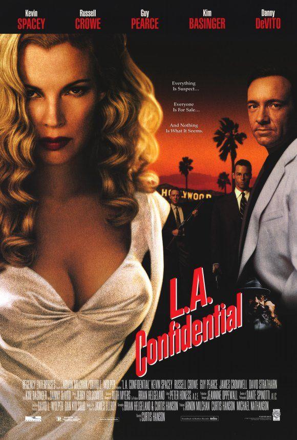 L.A. Confidential (1997) 138 minutes