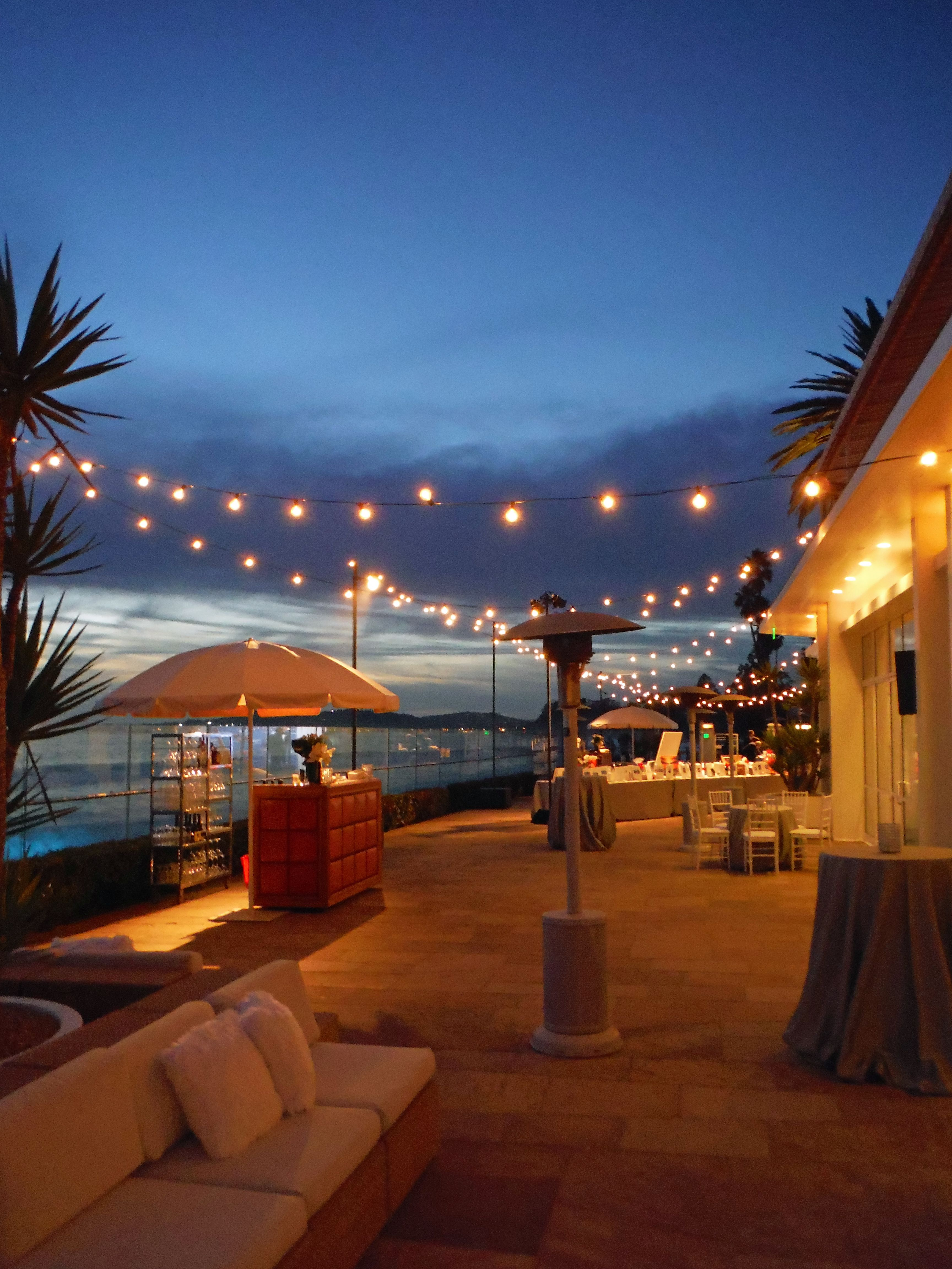 The Coral Casino Beach Cabana Club In Santa Barbara California