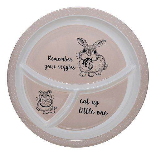 Bloomingville Mini Divided Plate Divided Plate Melamine plate Features a printed design Measurements DIA Material Melamine Care Hand wash recommended ...  sc 1 st  Pinterest & Bloomingville A47305112 Melamine Divided Plate Multicolo... https ...